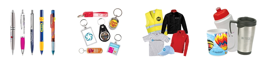 Promotional item printing and design in Carlisle, Cumbria
